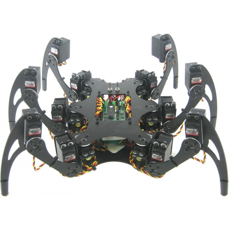 lynxmotion-phoenix-3dof-hexapod-black-no-servos-electronics