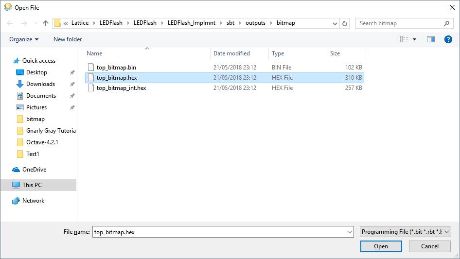 Lattice iCE40 Ultra Plus FPGA: Gnarly Grey UPDuino